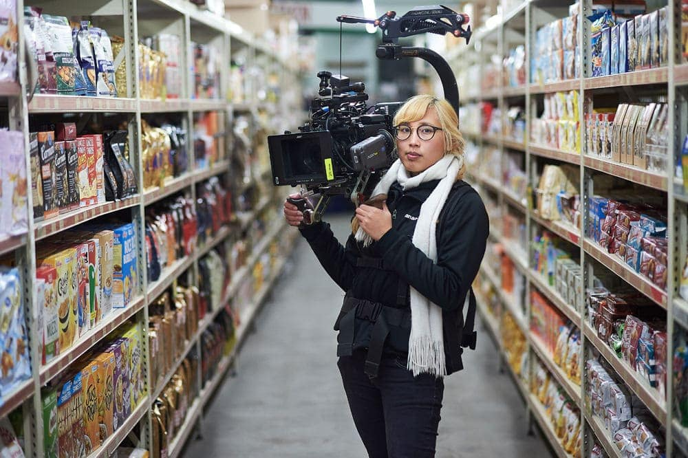 Women in non tradition occupations cinematography