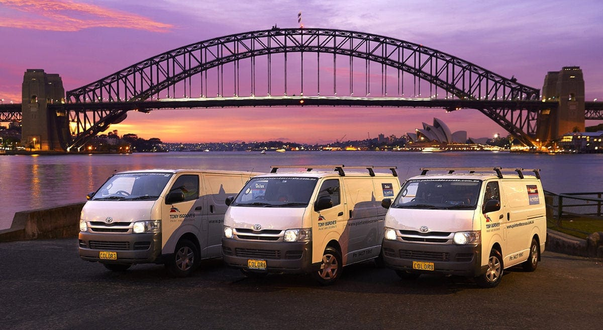Commercial and corporate photography in Sydney
